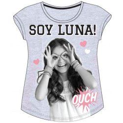 Soy Luna póló, szürke