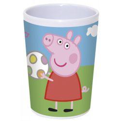 Peppa malac melamin pohár