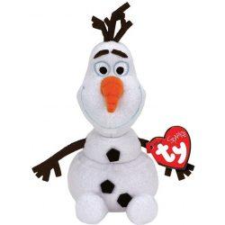 Jégvarázs Olaf plüss hanggal 35 cm