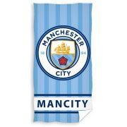 Manchester City FC fürdőlepedő, törölköző 70*140 cm