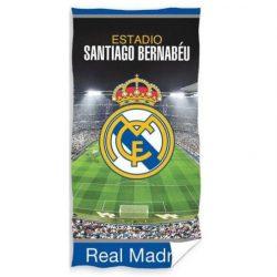 Real Madrid fürdőlepedő, törölköző 70*140 cm, Santiago Bernabéu