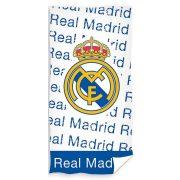 Real Madrid fürdőlepedő, törölköző 75*150 cm, fehér