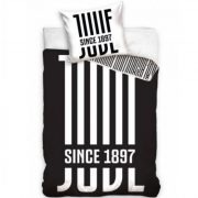 Juventus FC ágyneműhuzat szett 160*200 cm, 70*80 cm, Since 1897