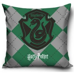 Harry Potter párnahuzat 40*40 cm, Slytherin