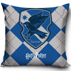 Harry Potter párnahuzat 40*40 cm, Ravenclaw