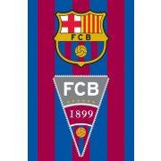 FC Barceona kéztörlő, törölköző 40*60 cm