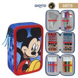Mickey 3 emeletes tolltartó, töltött, Giotto