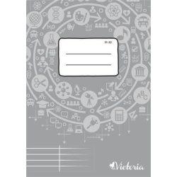 Victoria füzet A/5, 32 lap szótár