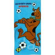 Scooby Doo fürdőlepedő, törölköző 70*140 cm, focis