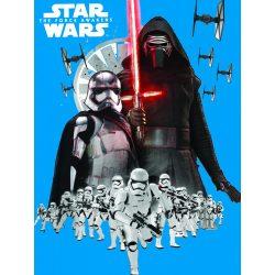 Star Wars polár takaró, ágytakaró 150*200 cm