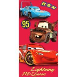 Verdák fürdőlepedő, törölköző 70*140 cm, Lightning McQueen