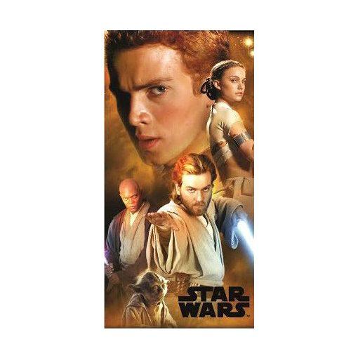 Star Wars fürdőlepedő, törölköző 70*140 cm, Force