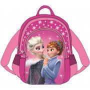 Jégvarázs iskolatáska, hátizsák 40 cm, rózsaszín