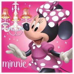 Minnie párna 40*40 cm