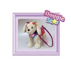 Doggie Star golden retriever szivárvány színű, 25cm