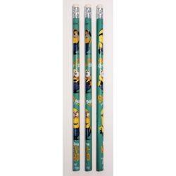 Minions grafit ceruza radírral, 1 db