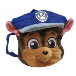 Mancs őrjárat plüss táska, hátizsák 30 cm, Chase