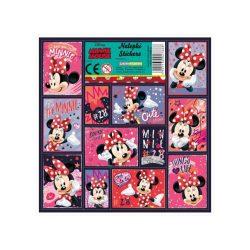 Minnie egér matrica 16*16 cm
