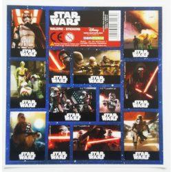 Star Wars matrica 16*16 cm