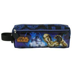 Star Wars tolltartó, szögletes, R2D2 és C3PO