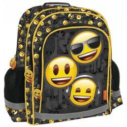 Emoji táska, hátizsák 39 cm