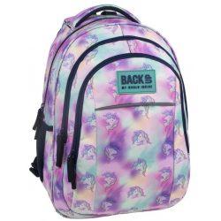 Unikornis hátizsák, táska, 42 cm, Back Up