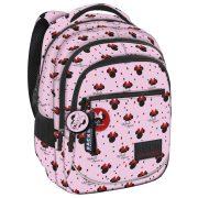 Minnie hátizsák, táska, 42 cm, apró mintás