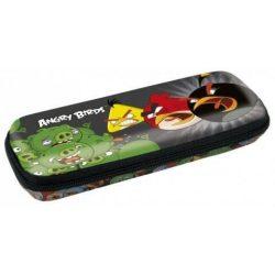 Angry Birds tolltartó, beledobálós, ovális