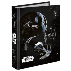 Star Wars gyűrűskönyv A/4