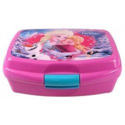 Jégvarázs uzsonnás doboz, Elsa, Anna és Olaf