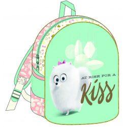 Kis kedvencek titkos élete táska, hátizsák 31 cm, Kiss