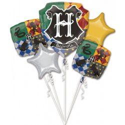 Harry Potter fólia lufi szett, 5 db-os