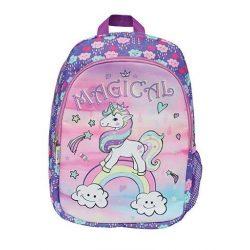 Unikornis táska, hátizsák 33 cm