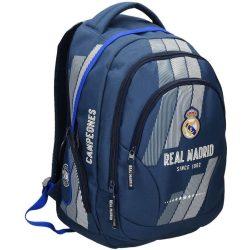 Real Madrid hátizsák, iskolatáska 45 cm, kék