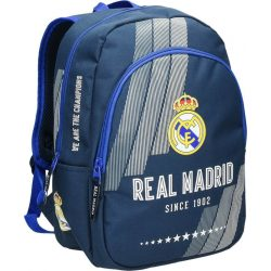 Real Madrid hátizsák 34 cm, kék