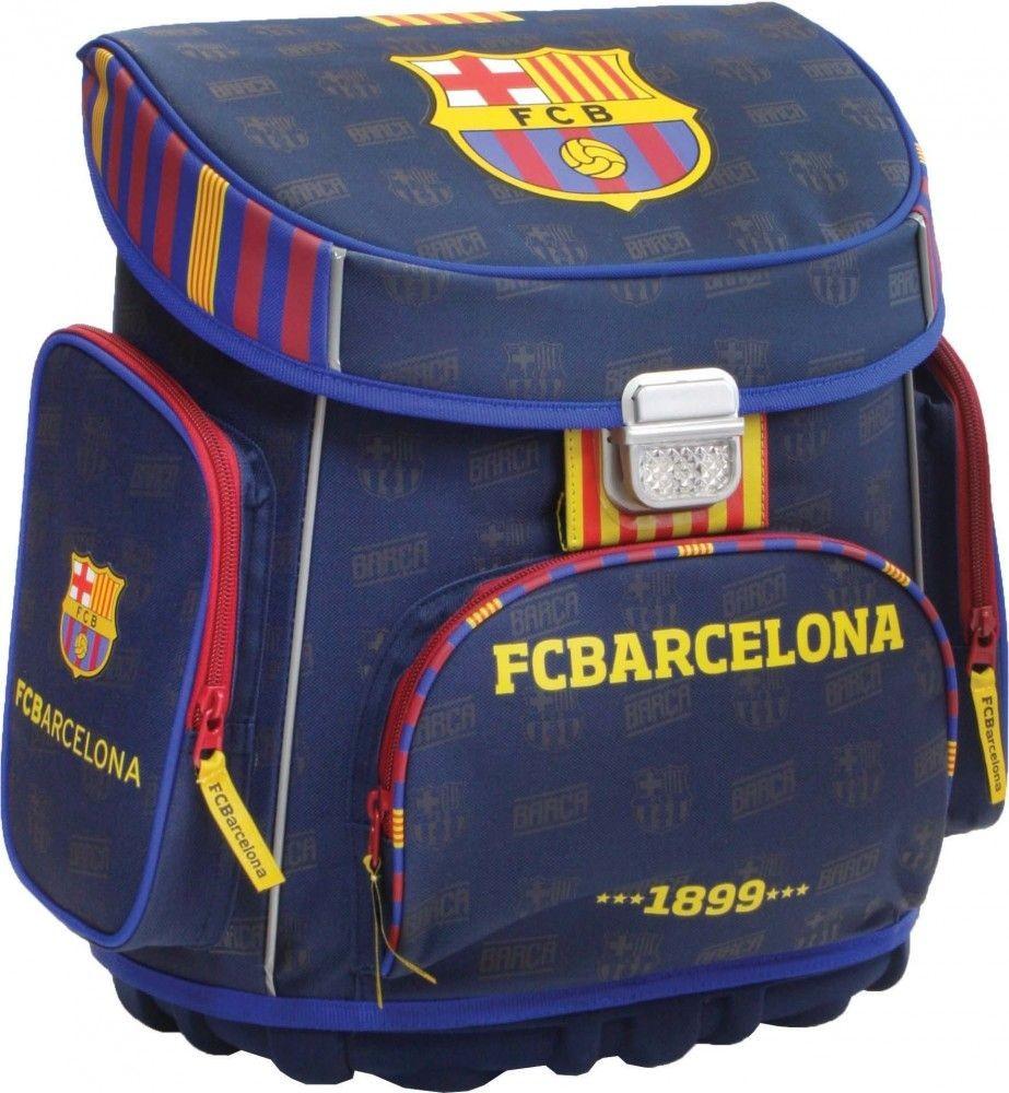 FC Barcelona ergonómikus iskolatáska 38 cm - Perfect Baby Webáruház 652665f50f