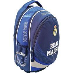 Real Madrid ergonómikus hátizsák, iskolatáska 43 cm
