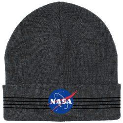 NASA gyerek sapka, téli sapka