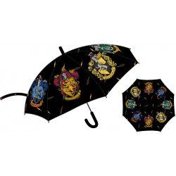 Harry Potter félautomata esernyő 74 cm, Griffendél
