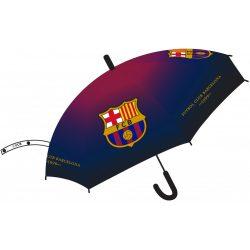 FC Barcelona félautomata esernyő 77 cm, sötétkék