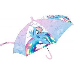 My Little Pony félautomata esernyő 67 cm