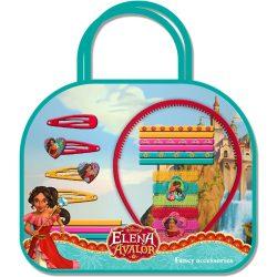 Elena, Avalor hercegnője hajcsat, hajgumi, hajráf szett táskában