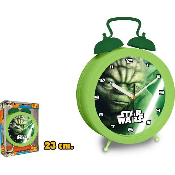 Star Wars ébresztőóra 23 cm