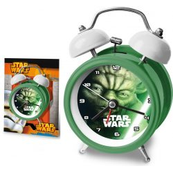 Star Wars Yoda ébresztőóra