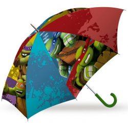 Tini nindzsa félautomata esernyő 84 cm