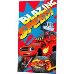 293d49d393 Láng és a Szuperverdák fürdőlepedő, törölköző, Blazing Speed