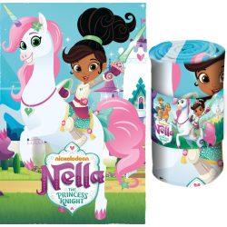 Nella, a hercegnő lovag polár takaró 100*150 cm