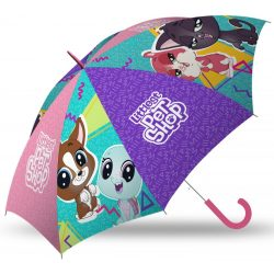 Littles Pet Shop félautomata esernyő 84 cm