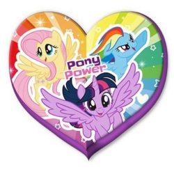 My Little Pony párna, formapárna