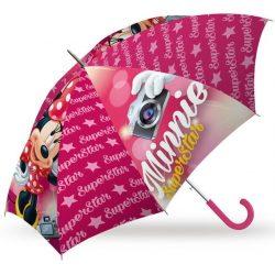 Minnie félautomata esernyő 84 cm